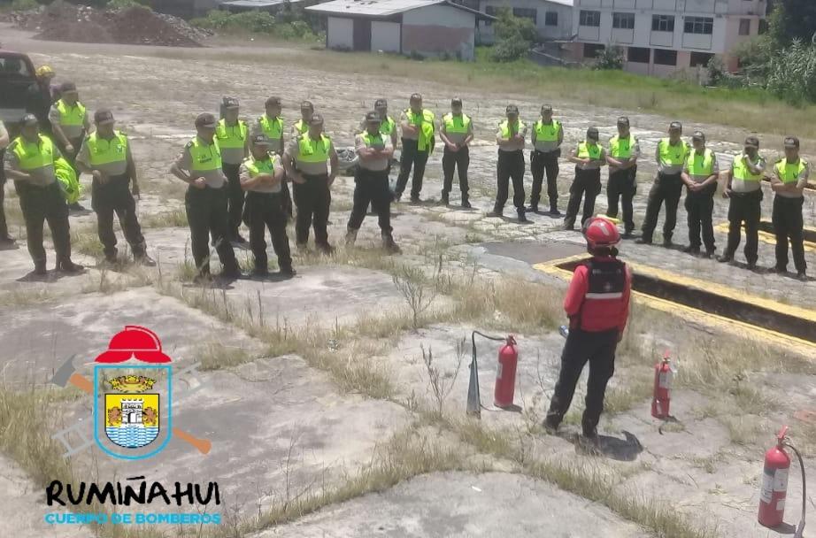 Capacitacion Policia 2